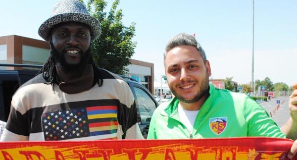 Emmanuel Adebayor, Kayseri'de