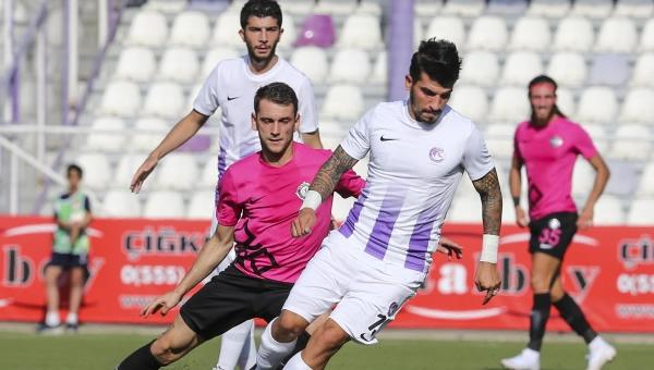 Keçiörengücü, tek golle Osmanlıspor'u devirdi!