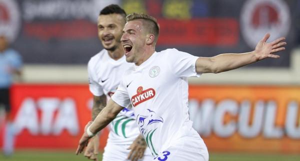 """Melnjak: """"Yeni sözleşme teklifi beni çok mutlu eder"""""""