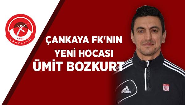 Çankaya FK'nın yeni hocası Ümit Bozkurt