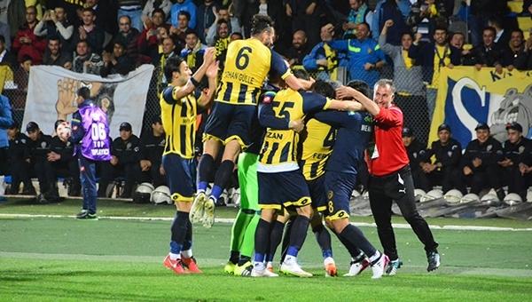 Ankaragücü'nde galibiyet serisi farkı belirledi