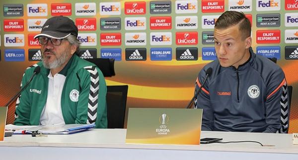 Akçay'dan Salzburg maçı açıklaması