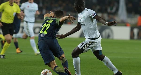 Atiker Konyaspor-Salzburg maç özeti
