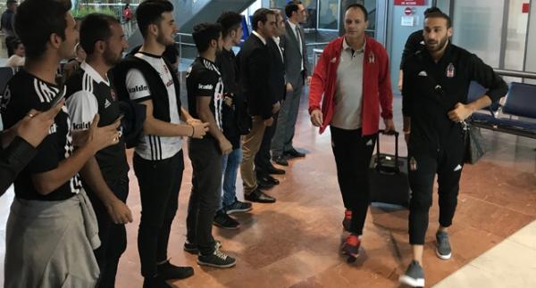 Beşiktaşlı yöneticiler, Monaco maçı için iddialı