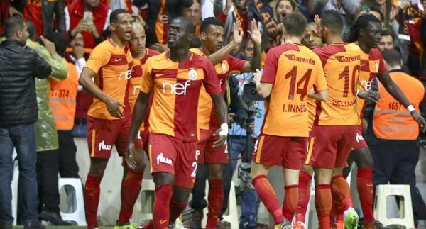 Galatasaray, derbi galibiyetine hasret