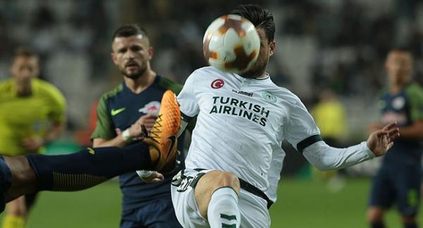 İşte Atiker Konyaspor'un grubundaki puan durumu