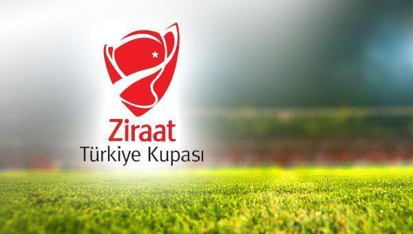 Ziraat Türkiye Kupası'nda 5. tur kura çekimi yapıldı