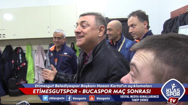 Hasan Kartal: Bu sene güzel futbol, seneye şampiyonluk