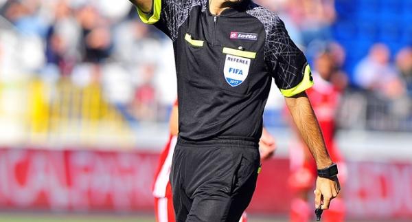 TFF 1.Lig'de haftanın hakemleri açıklandı