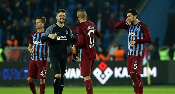 Trabzonspor 6 yıllık hasreti bitirdi