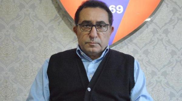 Ziya Ünsal: 'Karabükspor bunu aşacaktır'