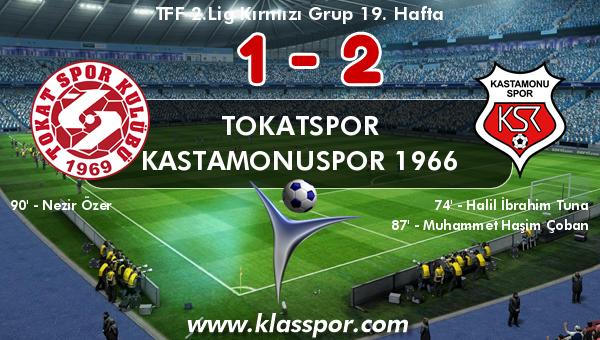 Tokatspor 1 - Kastamonuspor 1966 2