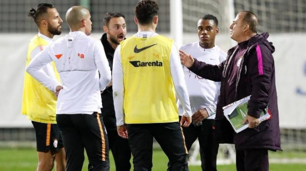 Galatasaray'da Fatih Terim etkisi