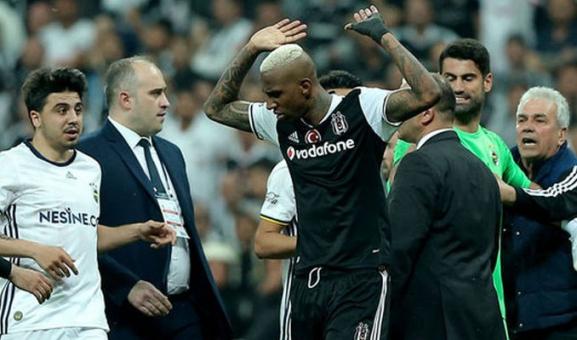 Beşiktaş, Talisca için TFF'ye başvuruda bulundu!