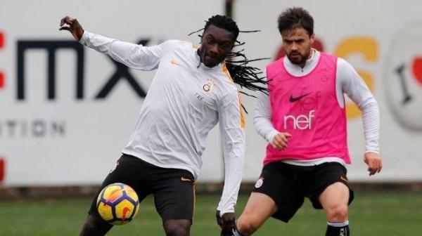 Galatasaray, Kasımpaşa maçının taktiğini çalıştı