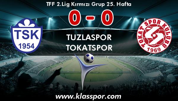 Tuzlaspor 0 - Tokatspor 0