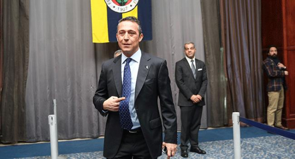Ali Koç'tan derbi ve seçim açıklaması
