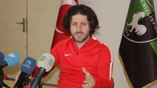Denizlispor Teknik Direktörü Fatih Tekke'ye ceza geldi!