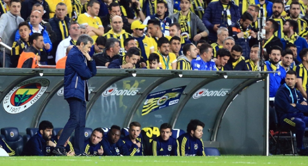 En çok ceza alan takım Fenerbahçe
