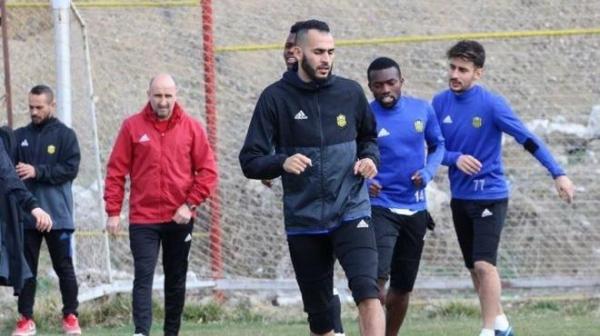E.Yeni Malatyaspor'da Fenerbahçe mesaisi sürüyor