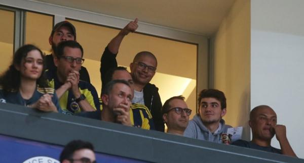 Fenerbahçe'den Alex paylaşımı!
