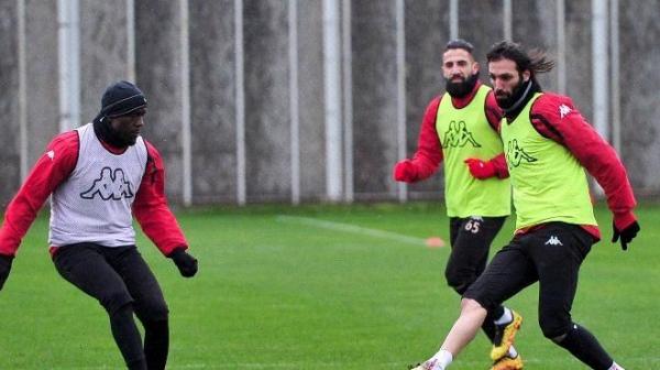 Samsunspor ile Gaziantepspor 37. randevuda!