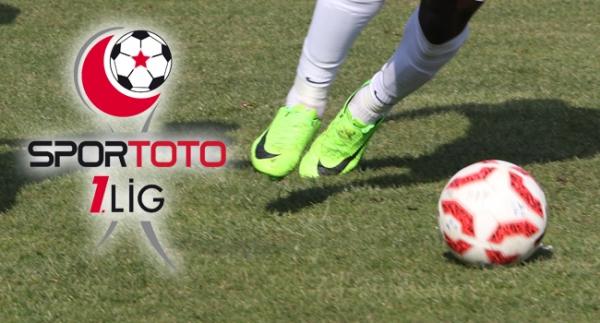 Spor Toto 1. Lig'de 4 haftalık program