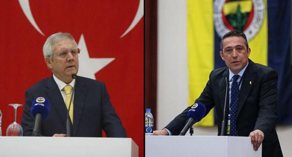 Yıldırım: Fenerbahçe bölünmüştür