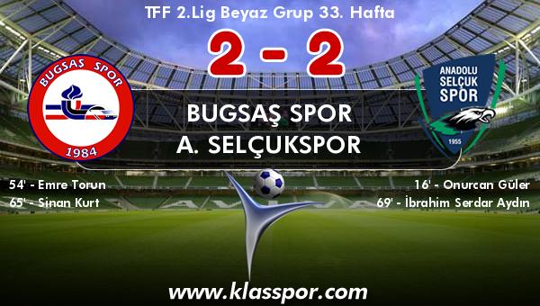 Bugsaş Spor 2 - A. Selçukspor 2