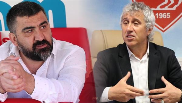 """Besim Durmuş, Ümit Özat'ın sahip olmadığı duygulara sahip. """"UTANMA"""""""