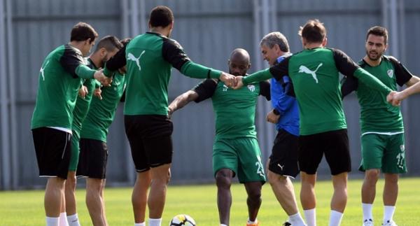 Bursaspor kritik maçlara çıkacak!