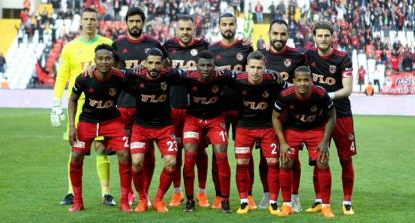 Gazişehir Gaziantep'in hedefi Süper Lig!