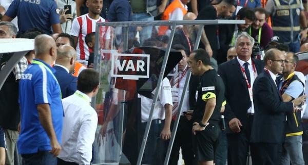 Süper Lig'in ilk 8 haftasında 29 karar değişti