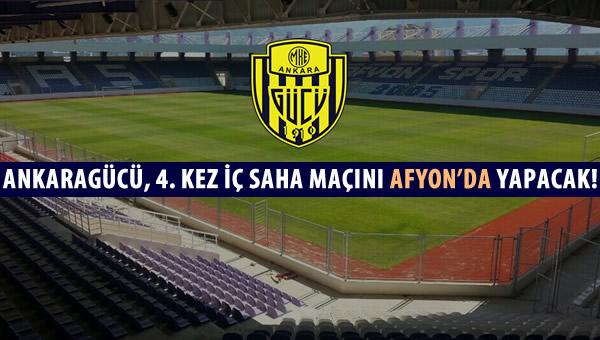 Ankaragücü'nün kara gün dostu Zafer Stadyumu!