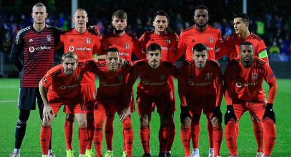 Beşiktaş, Avrupa'da 216. maçına çıkıyor