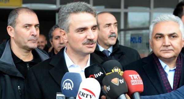 """Malatya Valisi Aydın Baruş: """"Elimizde önemli deliller var"""""""