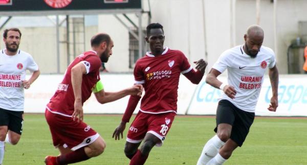 """Şenol Demir: """"Gol gelmeyince rakibin direnci arttı"""""""