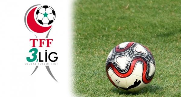 TFF 3. Lig'de ilk yarı tamamlandı