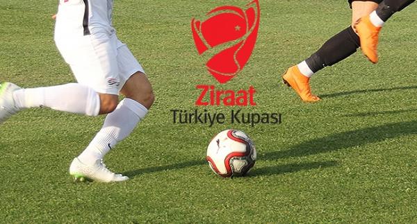 Türkiye Kupası son 16 turu kura çekimi 21 Aralık'ta yapılacak