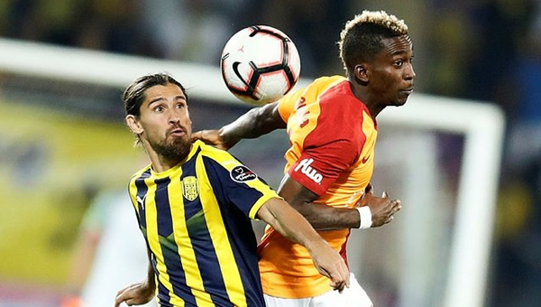 Ankaragücü ile Galatasaray 96. randevuda