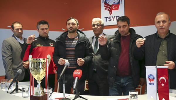 İlhan Ağabey Futbol Turnuvası'nın kuraları çekildi