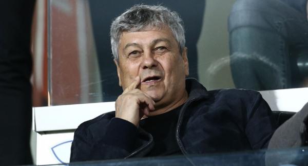 Lucescu, TFF 2. Lig karmalarının maçını izledi