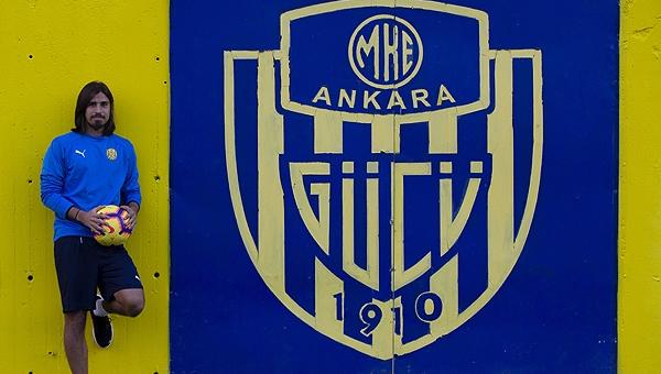 Ankaragücü'nde Pinto'nun sakatlığı iyileşti