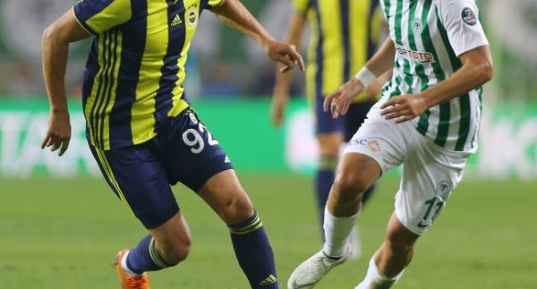 Fenerbahçe ile Konyaspor 36. maça çıkıyor