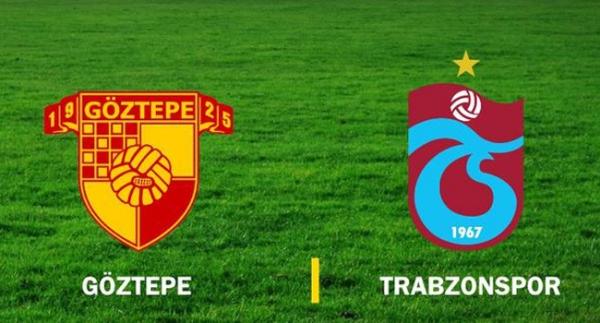 Göztepe ile Trabzonspor'un 22. sınavı