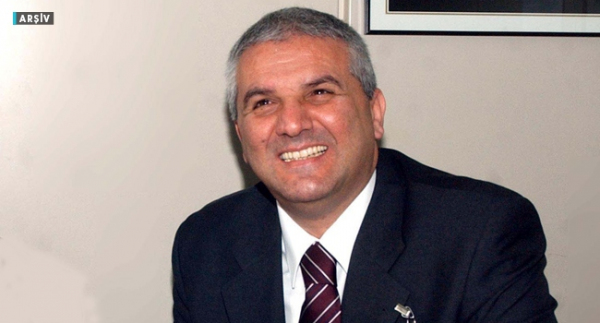 MHK'nin yeni başkanı Sabri Çelik