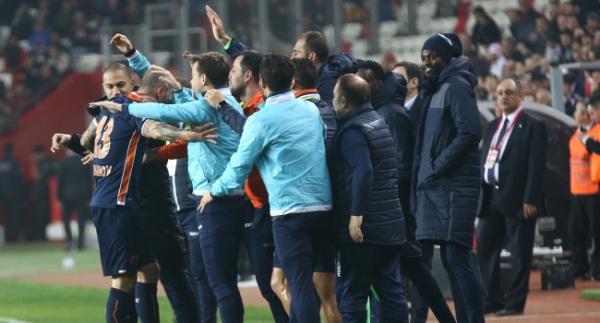 Süper Lig'de 22. hafta sona erdi