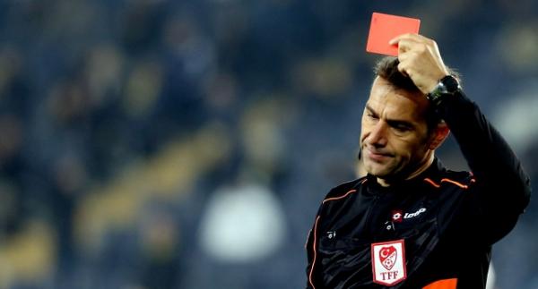 Süper Lig'de 26 haftalık kart raporu