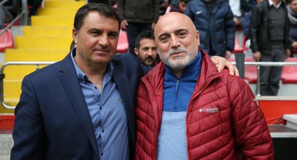 Kayserispor-Ankaragücü maçının ardından