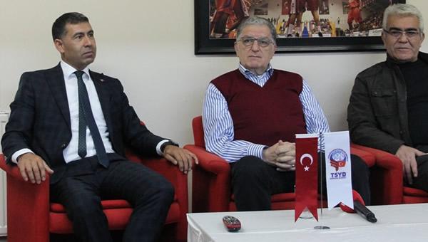 Meriç Enercan, TSYD Ankara'nın konuğu oldu